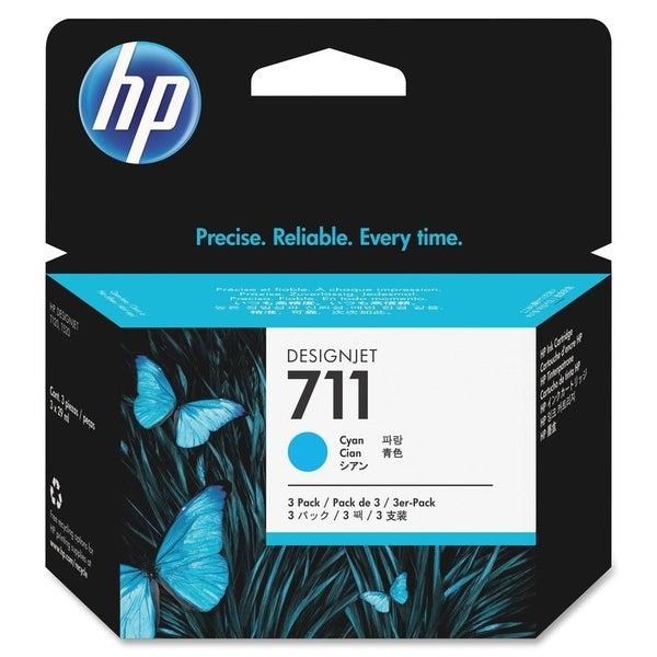 HP 711 Original Ink Cartridge - Multi-pack