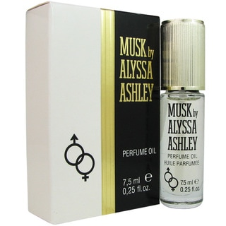 Musk by Alyssa Ashley .25-ounce Perfume Oil