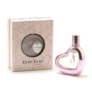 Bebe Sheer Women's 1.7-ounce Fragrance