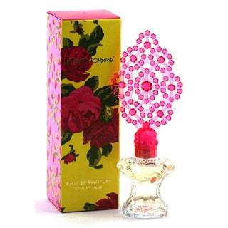 Betsey Johnson 1-ounce Eau de Parfum Spray