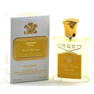 Creed Neroli Sauvage Unisex 4-ounce Millsime Spray