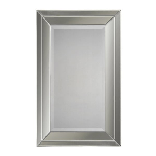 Ren Wil Double Bevel Framed Mirror Free Shipping Today 14803344