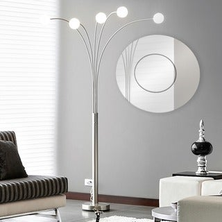 Link to Ren Wil Circular Layered Mirror - Clear Similar Items in Mirrors