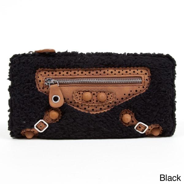 Nicole Lee 'Emma' Fleece Wallet