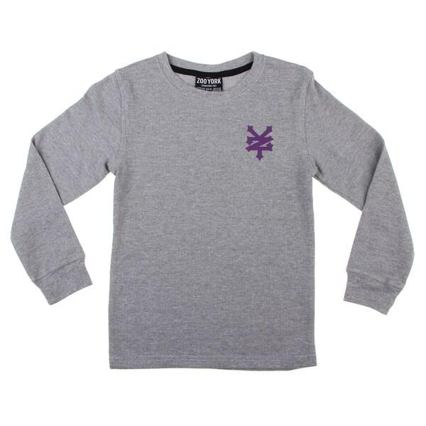 Zoo York Boys (8-20) Thermal Shirt