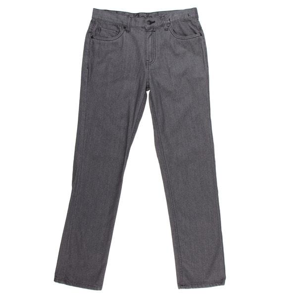 Calvin Klein Boy's (8-20) Light Wash Denim Pants