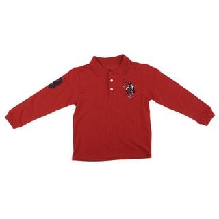 Calvin Klein US Polo Boys Shirt
