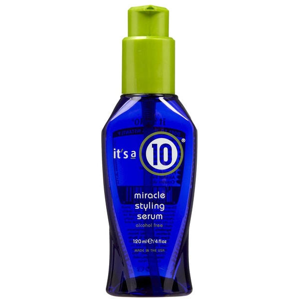 It's a 10 4-ounce Miracle Styling Serum