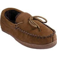 Women's Lamo Moccasin Chocolate