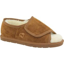 Women's Lamo Open Toe Wrap Chestnut