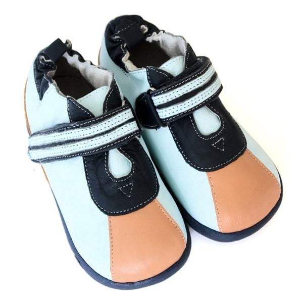 Papush Boy's BB Stripes Walking Shoes