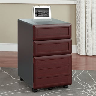 Ameriwood Home Pursuit 3-drawer Mobile File