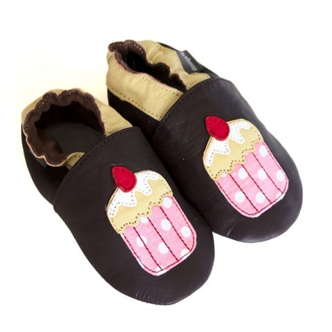 Papush Girl's Cupcakes Shoes