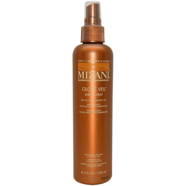 Mizani Gloss Veil Shine 8.5-ounce Spray