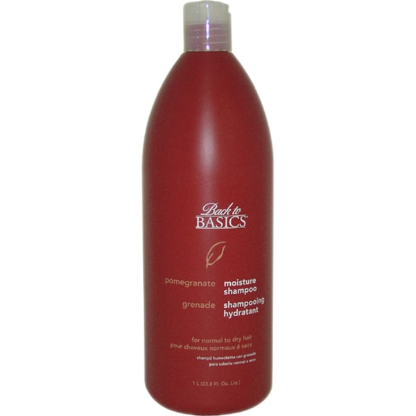 Back to Basics Pomegranate Moisture Peach 33-ounce Shampoo