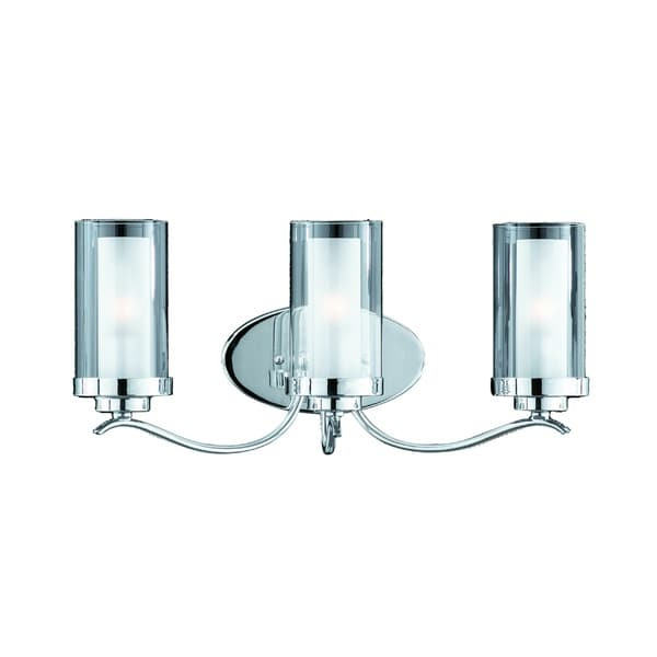 Triarch International 3-light Vanity Fixture