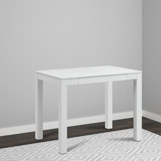 Single-drawer White Parsons Desk|https://ak1.ostkcdn.com/images/products/7338415/P14803736.jpg?impolicy=medium