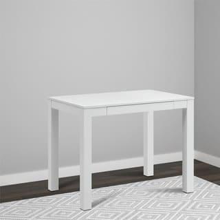 Single-drawer White Parsons Desk|https://ak1.ostkcdn.com/images/products/7338415/P14803736.jpg?impolicy=medium