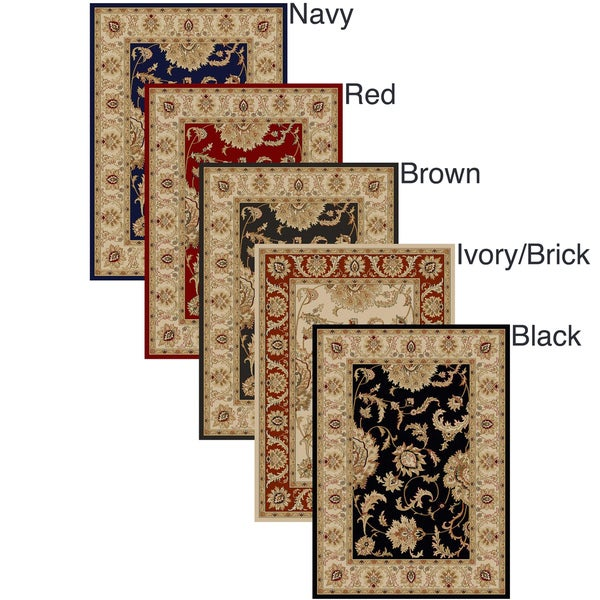 Admire Home Living Amalfi Imperial Area Rug
