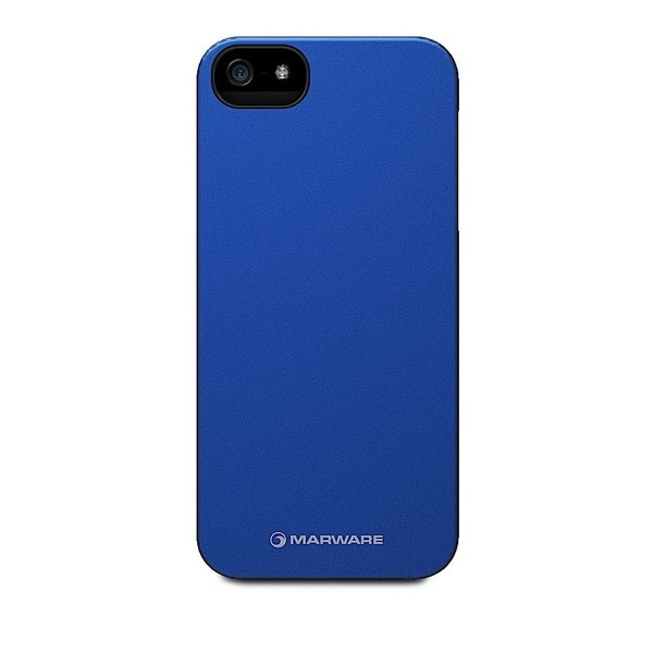 Marware MicroShell iPhone 5 Blue Hard Case