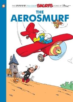 Smurfs 16: The Aerosmurf (Hardcover)