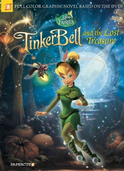 Disney Fairies 12: Tinker Bell and the Lost Treasure (Paperback)