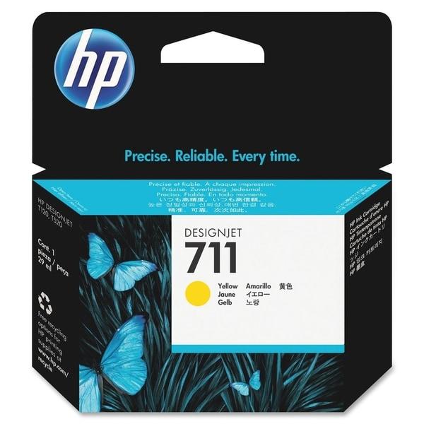 HP 711 Original Ink Cartridge - Single Pack