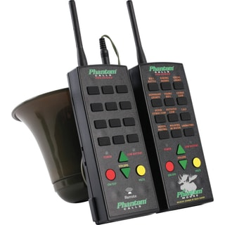 Extreme Dimension Call EDWR340 125 DB, 200 yards Pro Series Electronic Remote Wireless Moose Call