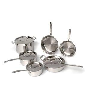 BergHOFF 'Earthchef' Premium Copper Clad 10-piece Cookware Set