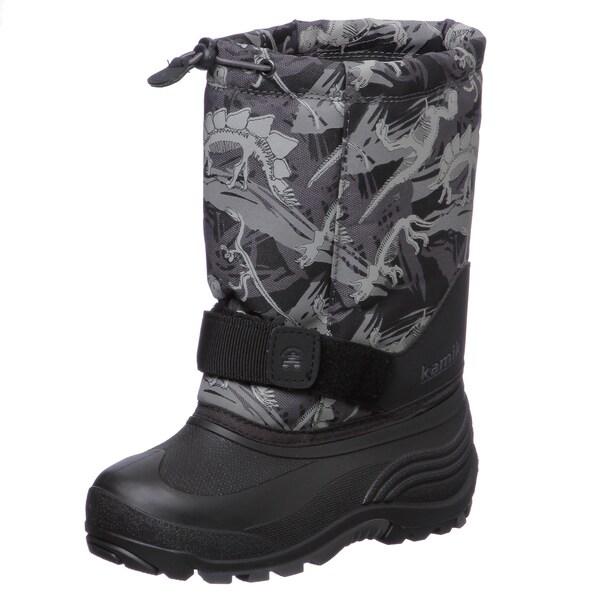 Kamik Boy's 'Rocket 2' Dinosaurs Snow Boots