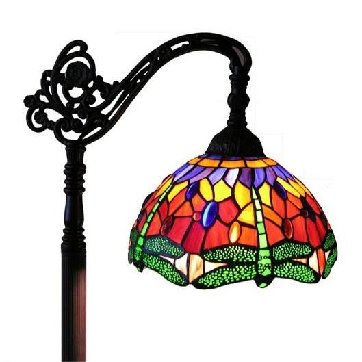 Warehouse Reading Light: Shop Warehouse Of Tiffany Dragonfly Reading Lamp
