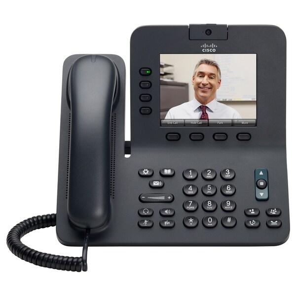 Cisco Unified 8945 IP Phone - Cable - Desktop