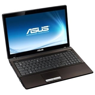 "Asus X53U-RB21 15.6"" LCD Notebook - AMD E-Series E-450 Dual-core (2 C"