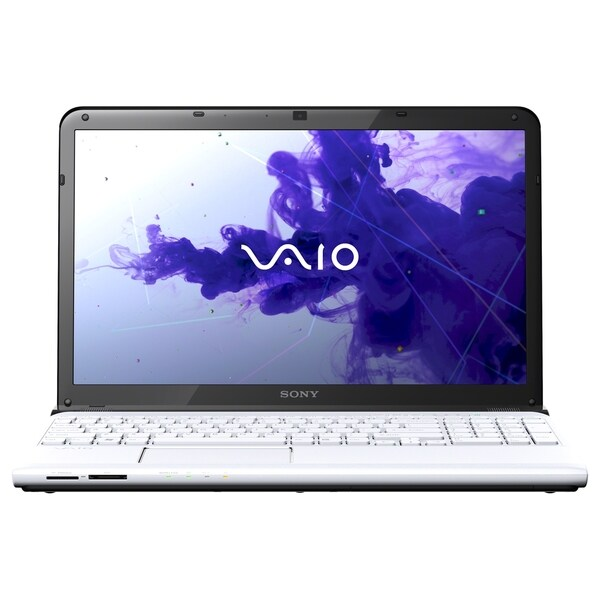 "Sony VAIO E SVE15124CXW 15.5"" LCD Notebook - Intel Core i3 (3rd Gen)"
