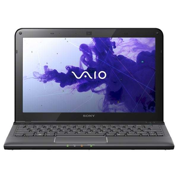 "Sony VAIO E SVE11125CXB 11.6"" LCD Notebook - AMD E-Series E2-1800 Dua"