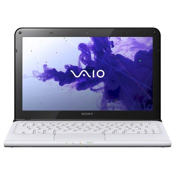 "Sony VAIO E SVE11125CXW 11.6"" LED Notebook - AMD E-Series E2-1800 Dua"