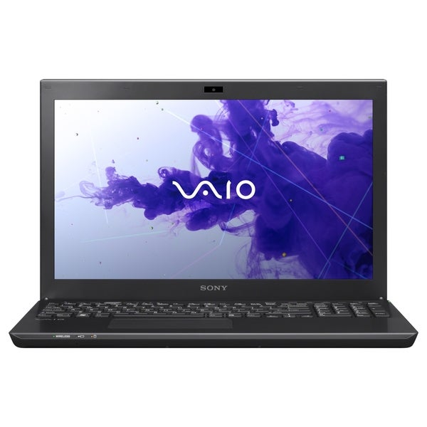 """Sony VAIO SVS15127PXB 15.5"""" LCD 16:9 Notebook - 1920 x 1080 - In-plan"""