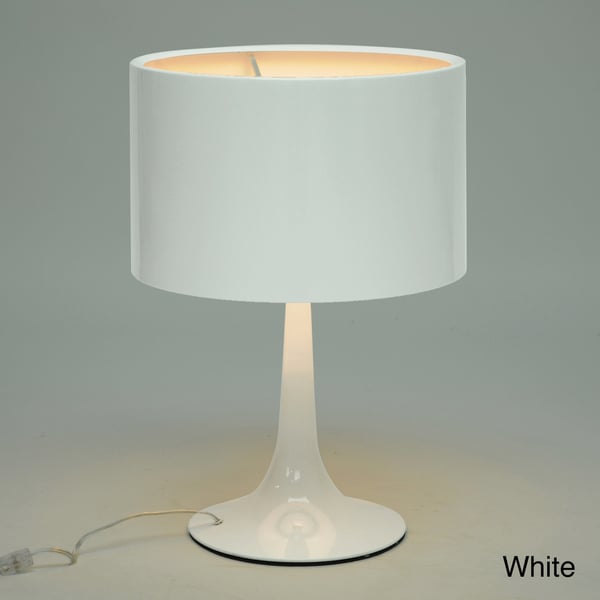 Baxton Studio Tulip Modern Table Lamp