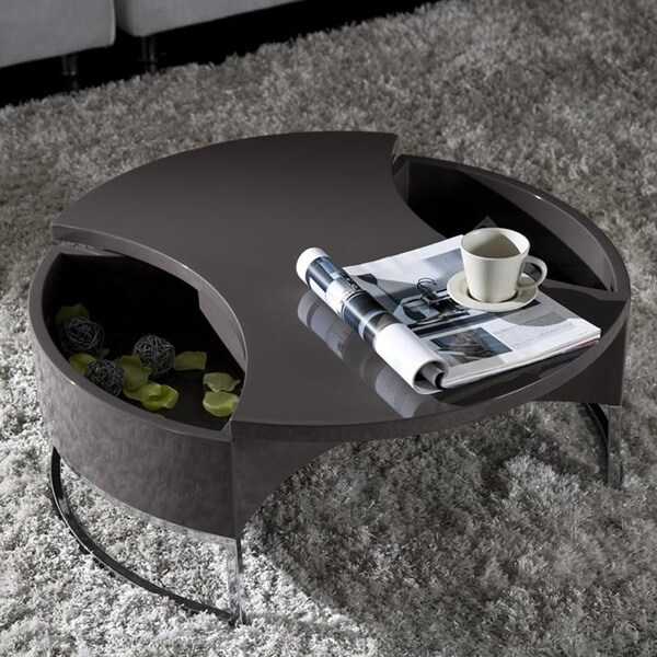 Odda Swivel Top Storage Coffee Table