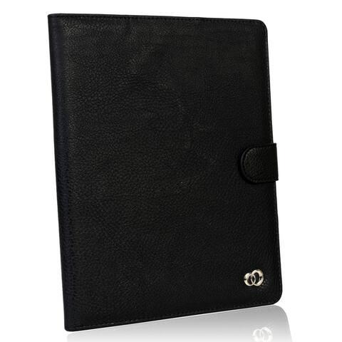 Kroo iPad Napa Leather Case