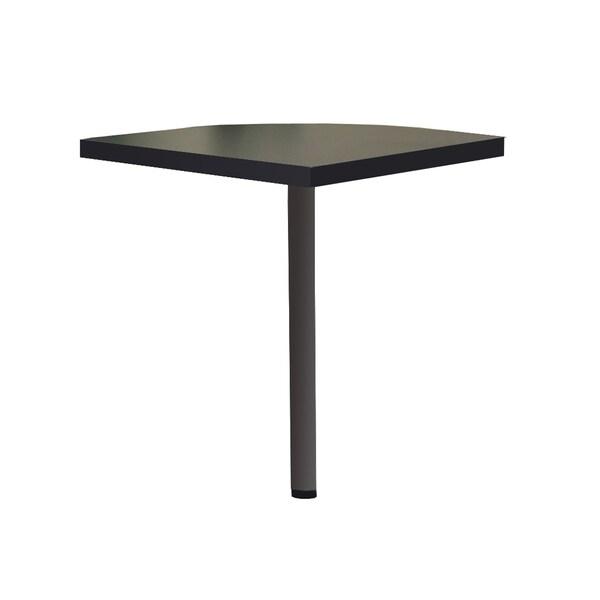 Cappuccino Hollow-core Desk - Corner Only