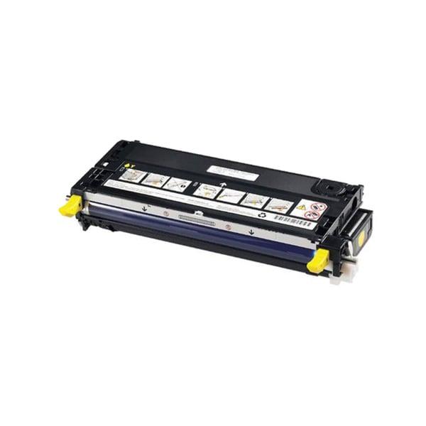 Xerox Phaser 6180 Yellow Compatible Toner Cartridge