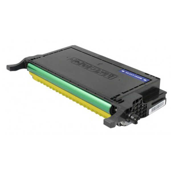 Samsung CLP-Y660A Yellow Compatible Toner Cartridge