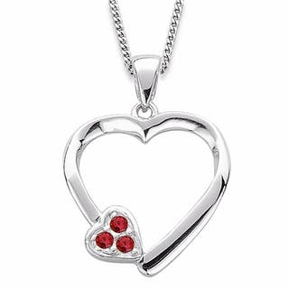 Sterling Silver Crystal Birthstone Heart Necklace|https://ak1.ostkcdn.com/images/products/7344534/7344534/Sterling-Silver-Crystal-Birthstone-Heart-Necklace-P14808881.jpg?impolicy=medium