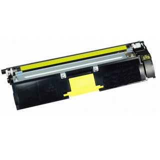 Compatible Konica Minolta 1710587-005 Premium Quality Yellow Toner Cartridge