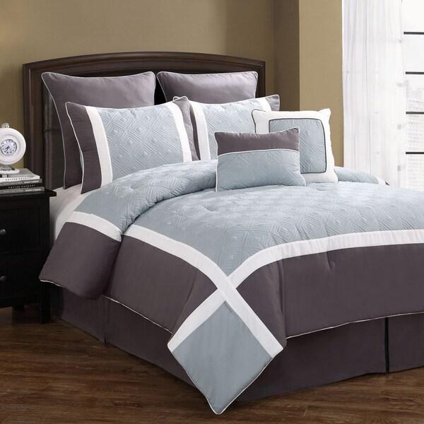 VCNY Odessa 8-piece Comforter Set