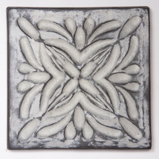 Shop Metallicos Egyptian Rosetta Vintage 4 Inch X 4 Inch
