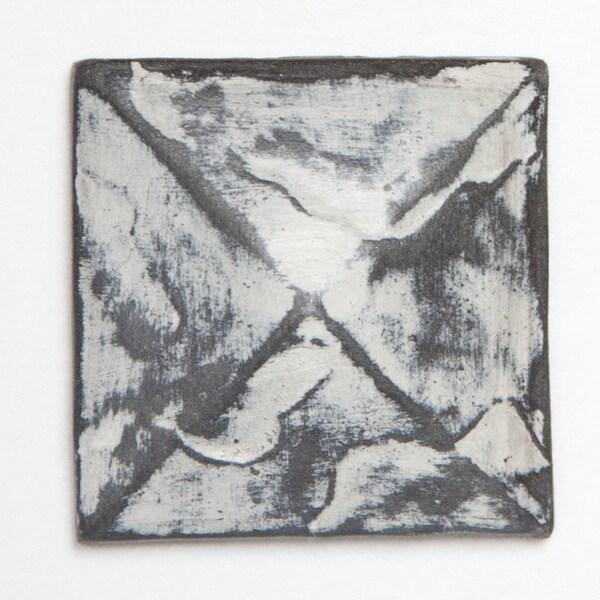 Metallicos Egyptian Damieta Vintage 2-inch x 2-inch Decorative Tiles (Set of 6)