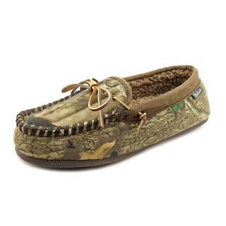 Woolrich Men's 'Sawmill' Mossy Oak® Camo Slippers