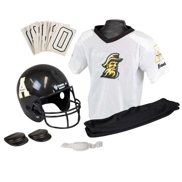 NCAA Small Appalachian State Deluxe Uniform Set